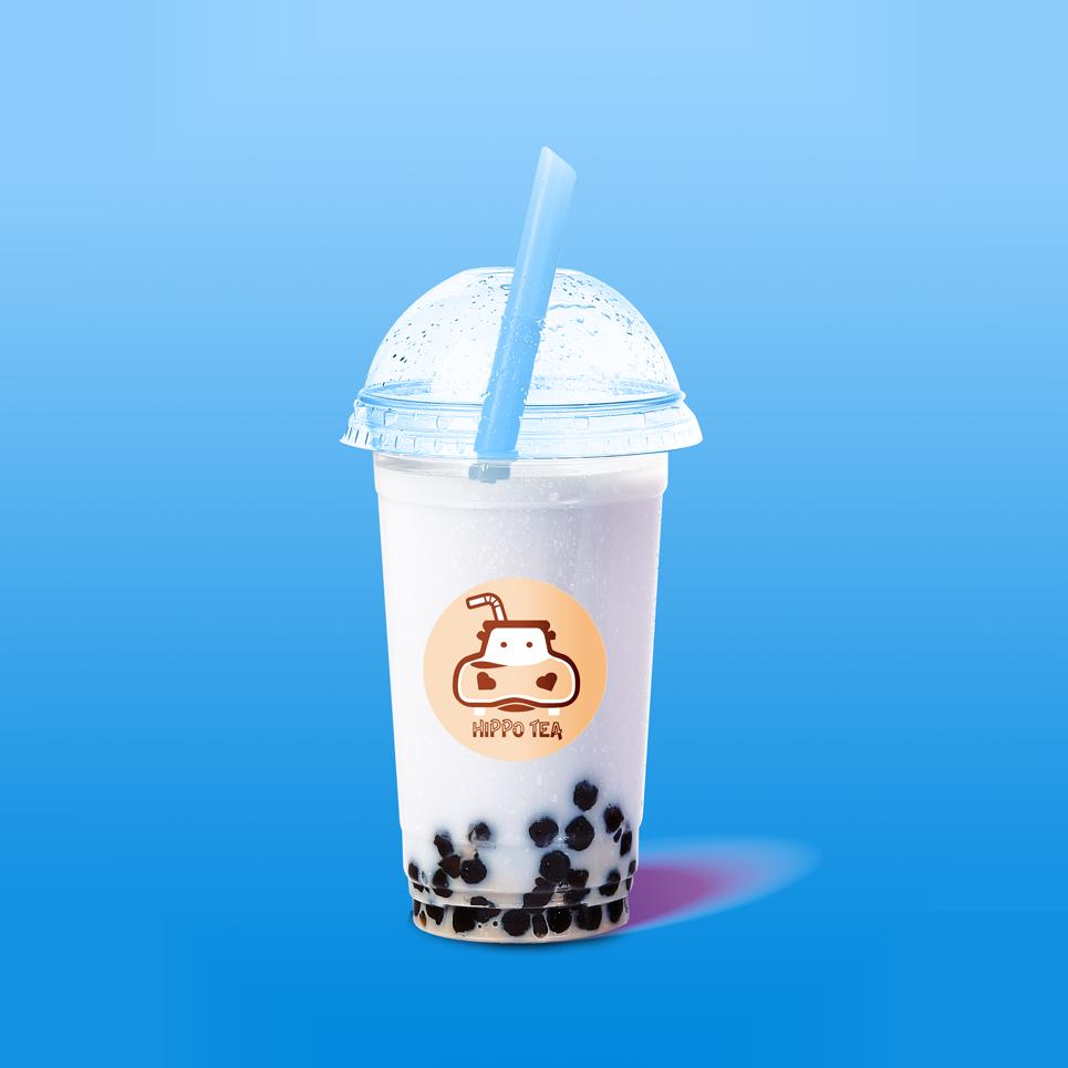 HippoTea-Taro-Milk